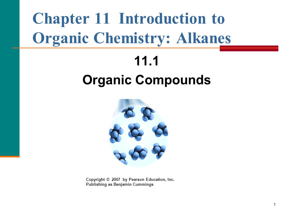 an introduction on chemistry and organic chemistry