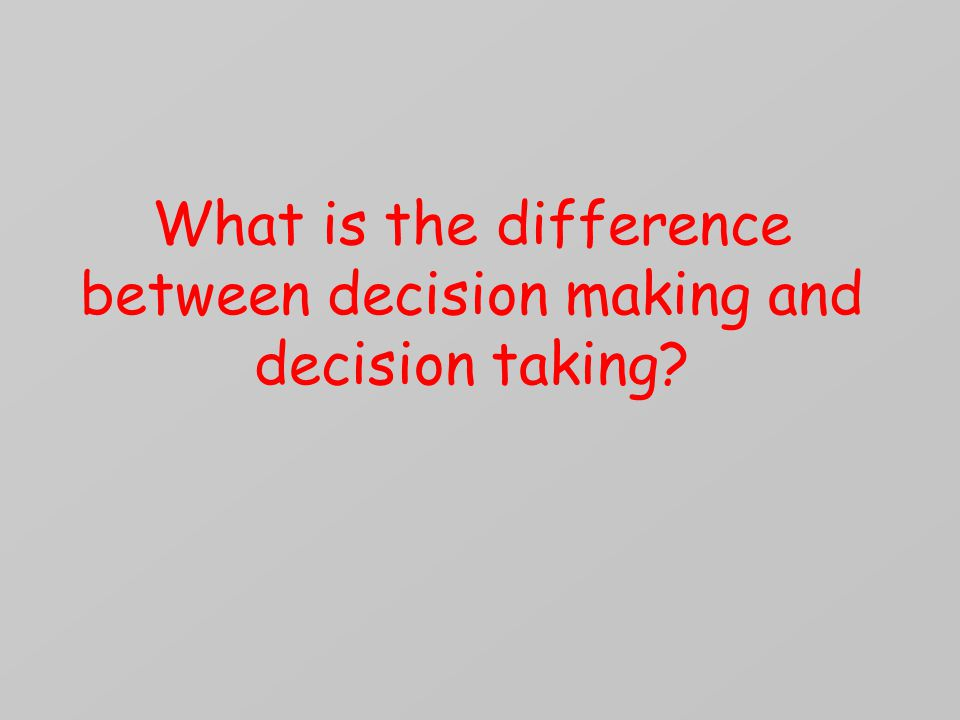 decision taking 1 decision theory a brief introduction 1994-08-19 minor revisions 2005-08-23 sven ove hansson department of philosophy and the history of technology.