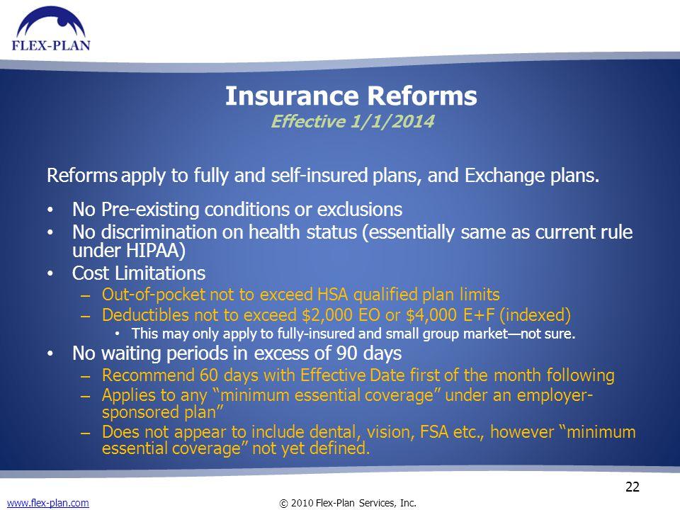 Flex plan services inc ppt download for Minimum essential coverage plan design