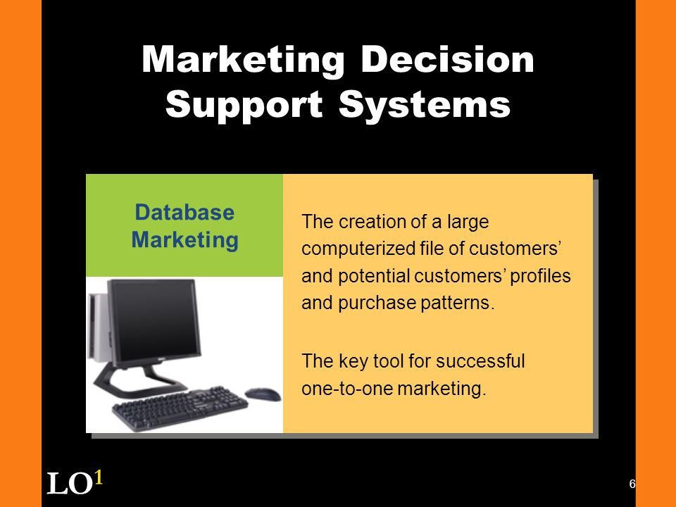 Decision Support Systems Research Paper Starter