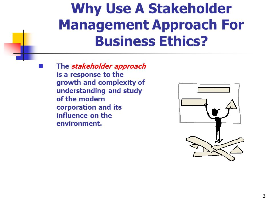 business ethics without stakeholder Business, ethics, and society herein 6 business roundtable institute for corporate ethics company stakeholder responsibility without the moral.