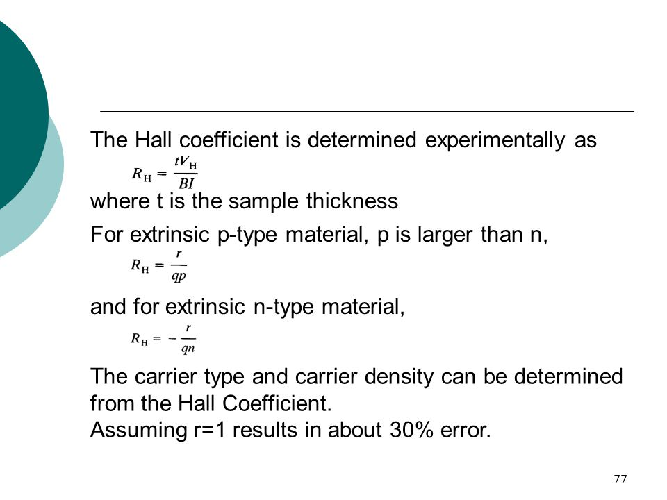 p type and n type materials pdf
