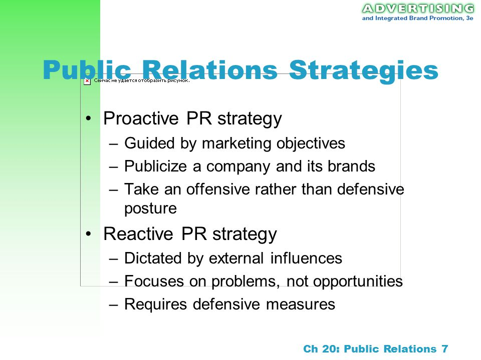 how to write a situation analysis public relations