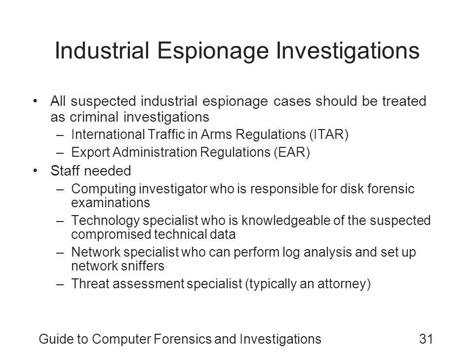 industrial espionage Industrial espionage is the covert and sometimes illegal practice of investigating competitors, usually to gain a business advantage.