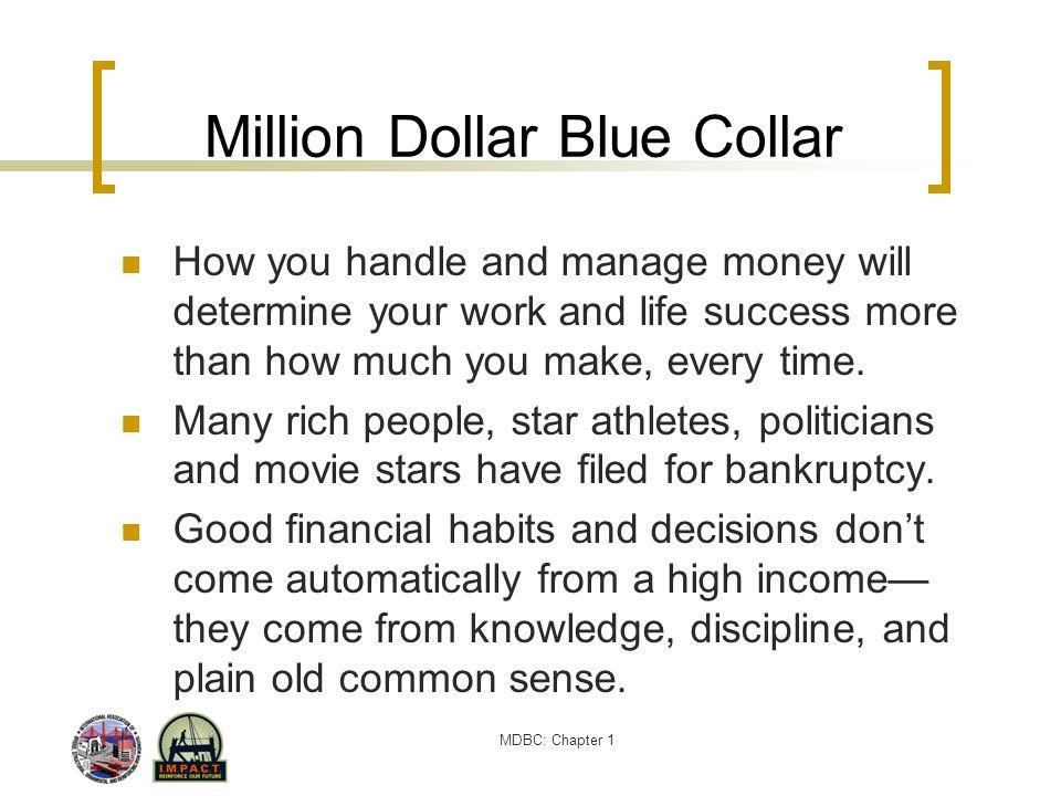 Million Dollar Blue Collar