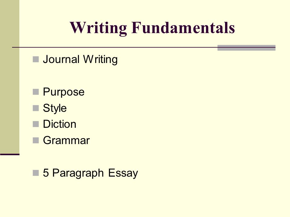 essay fundamentals Free essay: lpn's on the other hand are trained in basic skills to provide client care under the guidance of an rn or other licensed provider, for example, a.