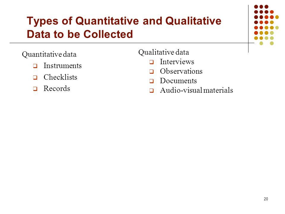 Qualitative analysis coursework