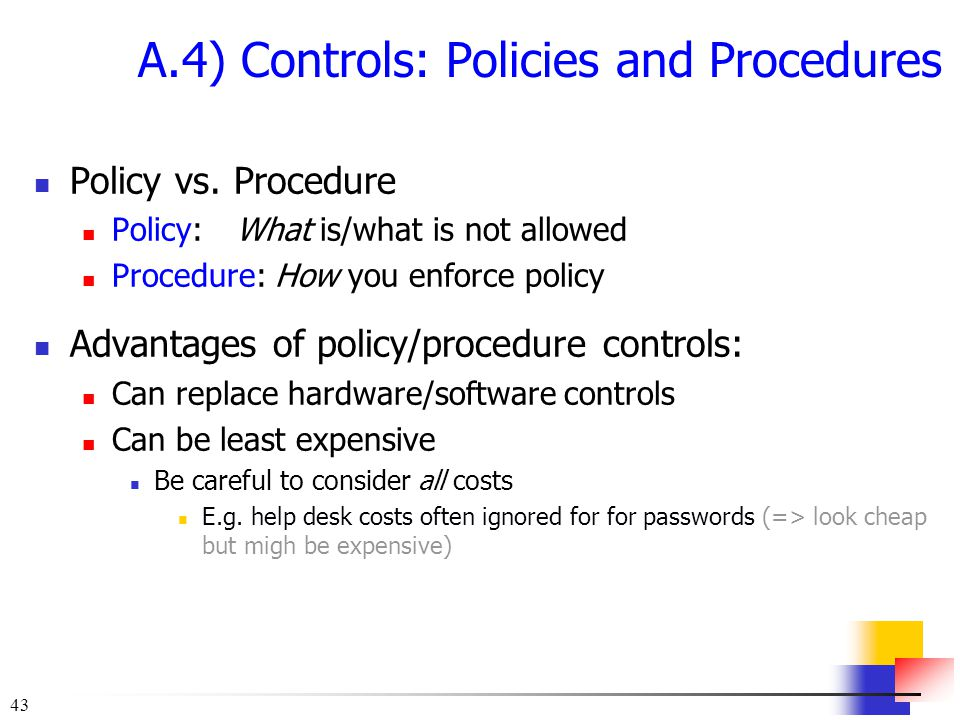 The Key Difference Between a Policy, Process, & Procedure (and Why it Matters For Your Business!)