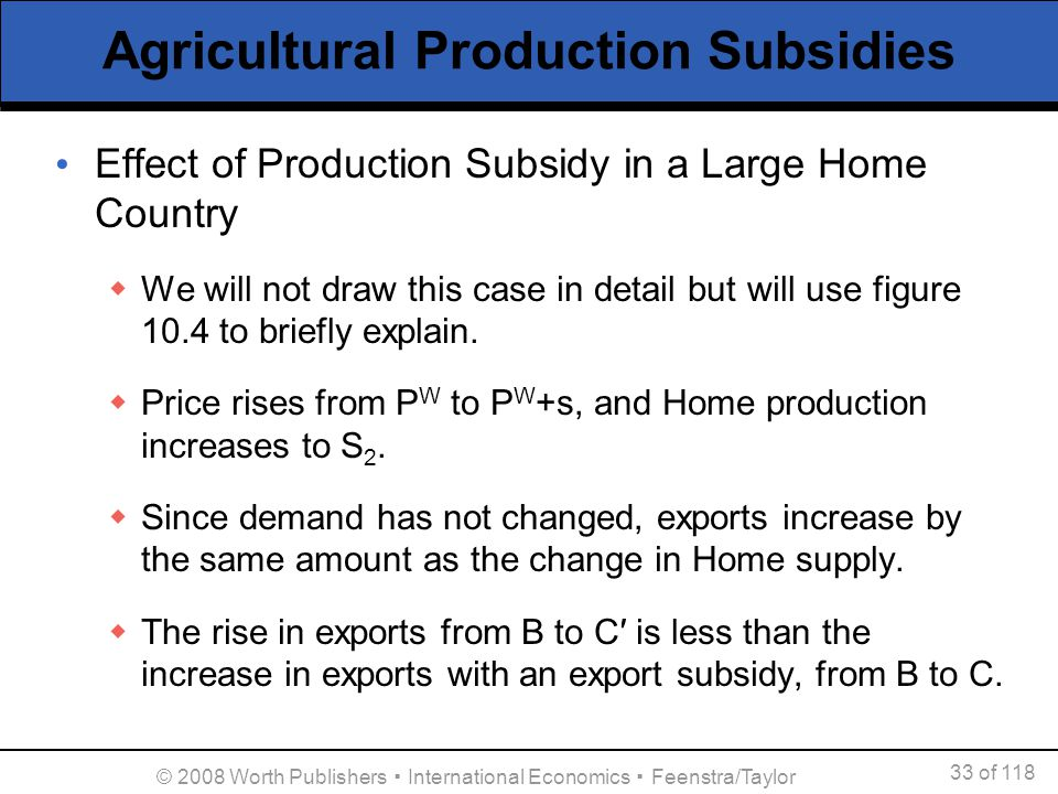 agricultural subsidy Keywords:-agriculture, electricity subsidy, fertilizers subsidies, irrigation subsidy, productivity i introduction  agricultural subsidies in india,.