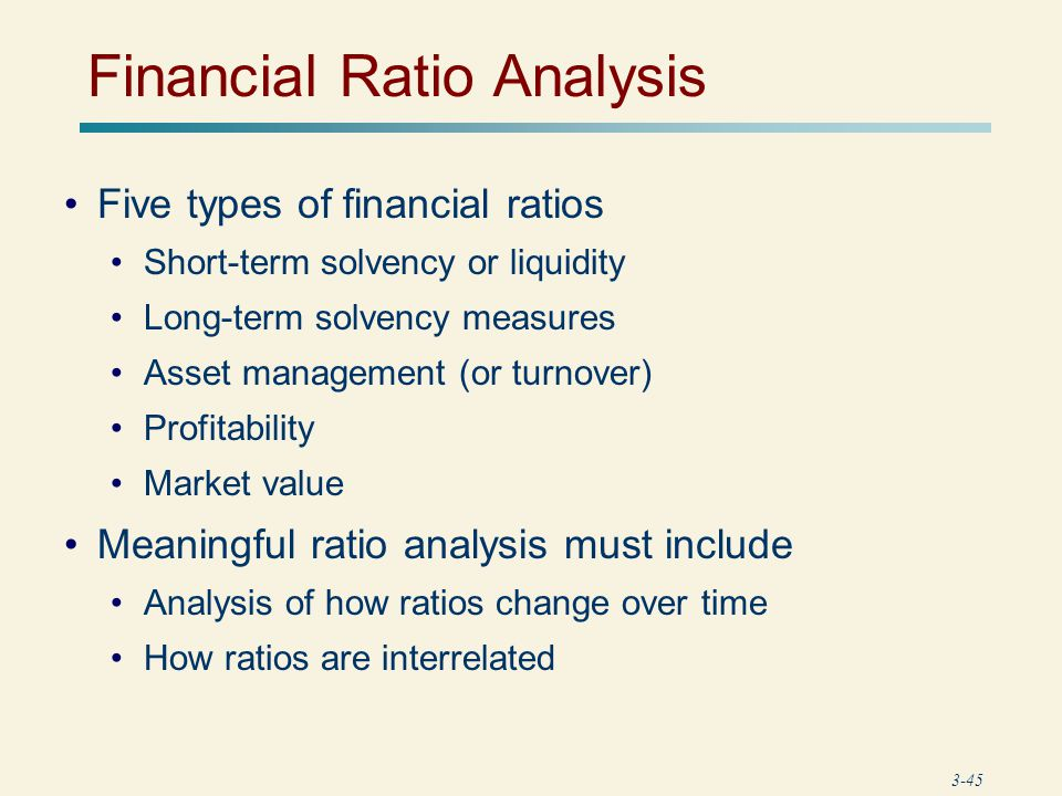 financial ratios and division managers Financial measures for evaluating division's  not subject to the control of individual division managers  into other ratios such as net profit.