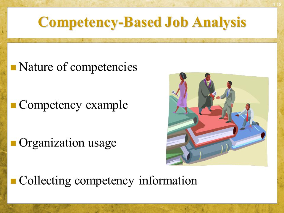 Competency-Based Job Analysis