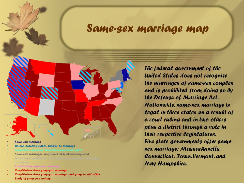 same sex marriage constitution