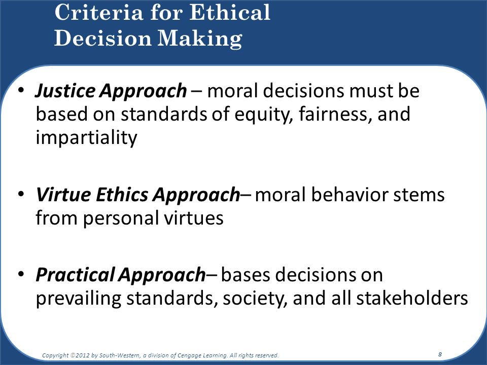 personal virtues How can we speak of alignment and the potential for mismatch stress without addressing the issues of ethics, virtues and values we were shocked in the first few years of the 21 st century to discover that the global companies that we had trusted, and invested our retirement and life savings with.