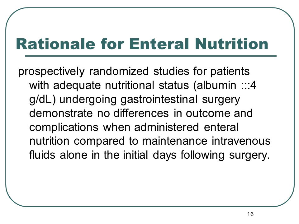 nutritional staus of patients on maintenance Module 16 - nutrition  should improved nutritional staus high  7 ounces meat but for many patients midmorning and midafternoon.