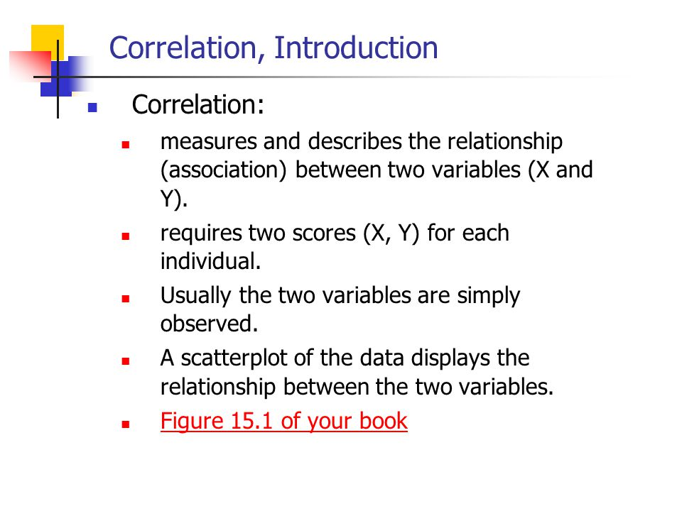 correlation as a measure of association In statistics, a rank correlation is any of several statistics that measure an ordinal association—the relationship between rankings of different ordinal variables or different rankings of the same variable, where a ranking is the assignment of the ordering labels first, second, third, etc to different observations of a particular.