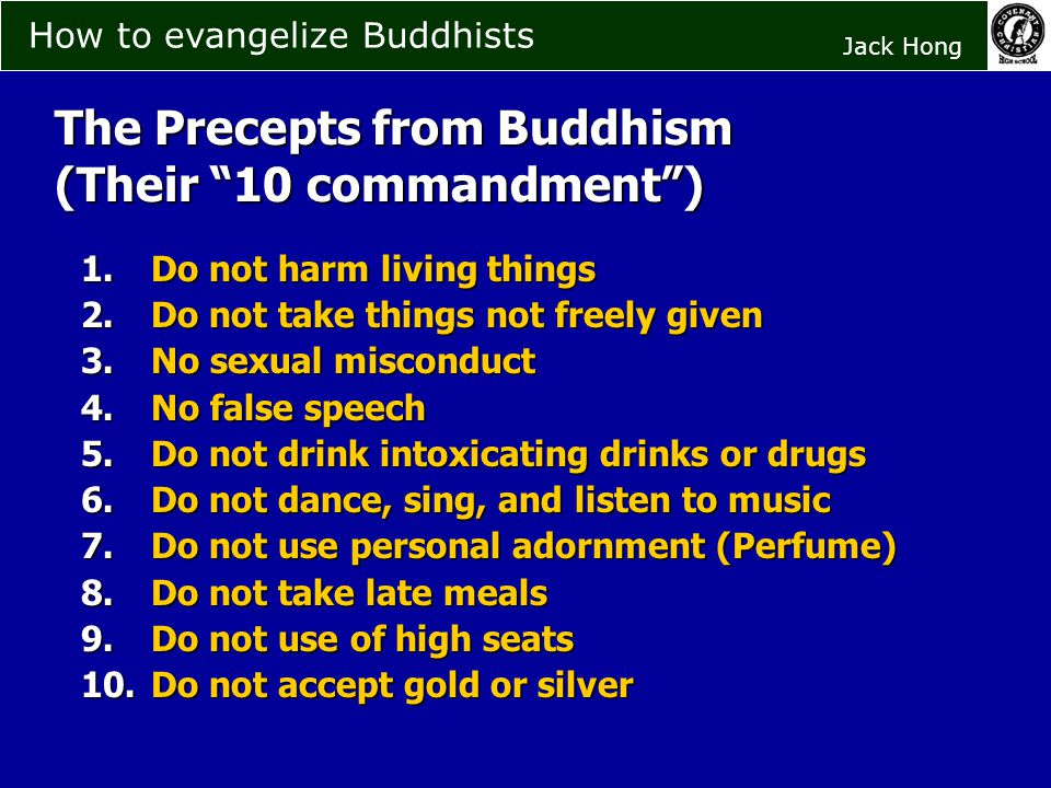 Sexual Misconduct In Buddhism