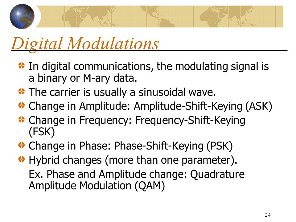 m-ary amplitude shift keying pdf