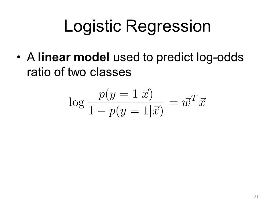 Logit to probability