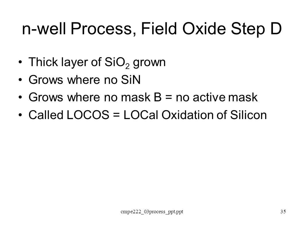 Vlsi digital systems design ppt video online download for Design of oxidation pond ppt