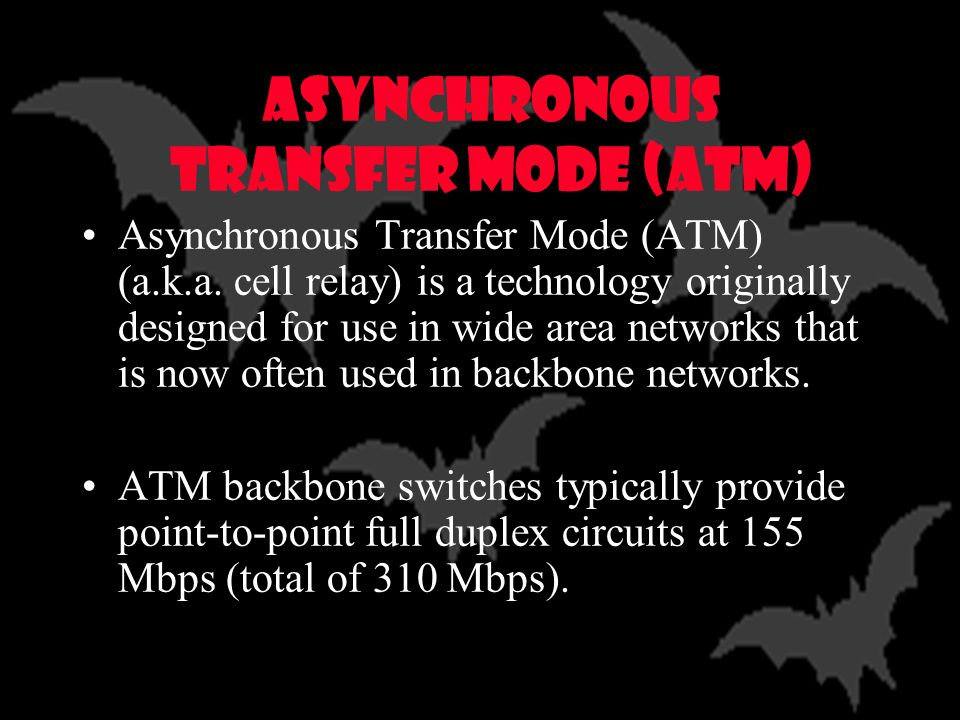 the advantages of using asynchronous transfer mode Difference between synchronous and asynchronous data transfer difference between synchronous and asynchronous data transfer march 31, 2015 by: david perez share share on facebook.
