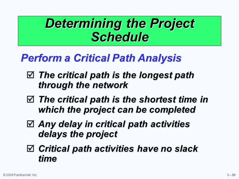 a description of the critical path as the longest duration path through the project Here are 4 easy ways you can laser-in on your project's critical path  if that's  the case, tell p6 to show critical path by the longest path  the schedule log is  a log file that gets updated every time your project is scheduled.