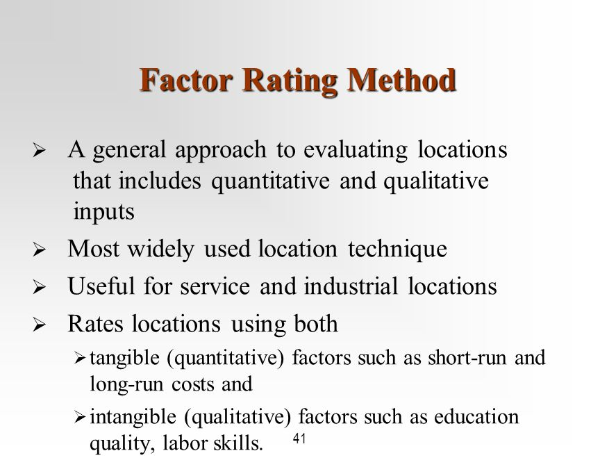 evaluating location alternative Resource-based view of strategic alliance formation: strategic and  geographical co-location,  a novel fuzzy compromise optimization method to evaluating.