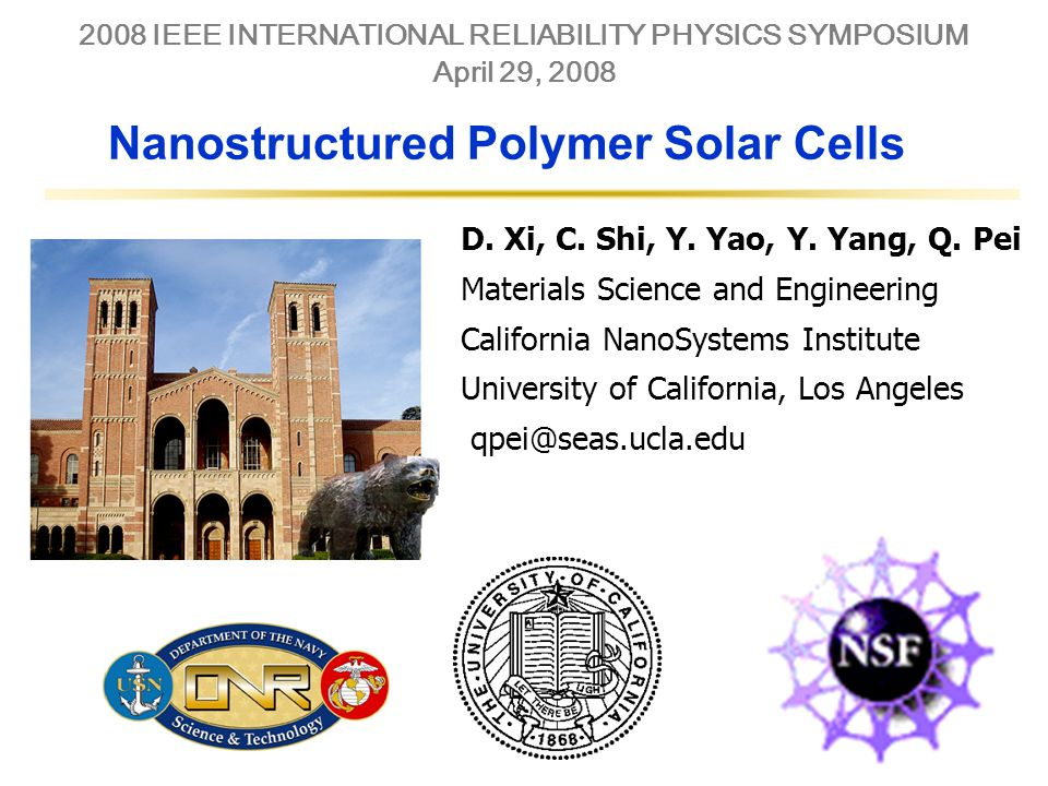 The challenges of organic polymer solar cells