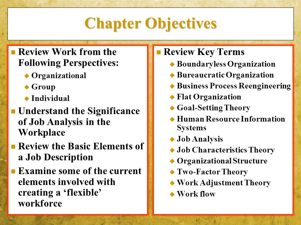 Conducting Job Analysis - ppt video online download