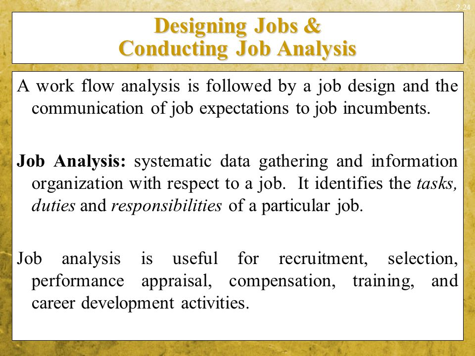 a critical analysis of recruitment and Recruitment and introduction  job analysis defining the requirements is based on what the job description says about the  will be based on the published requirements for the job and involves a critical study of the information provided by applicants, a comparison of this information.