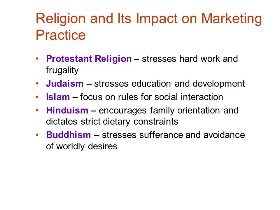 the impact of religion on how people work Religion, work and career progression   creating a culture of freedom, respect  and dignity for all employees            17 a key principles   happens, it  can have the effect of significant exclusion and hold back many religious  minorities.