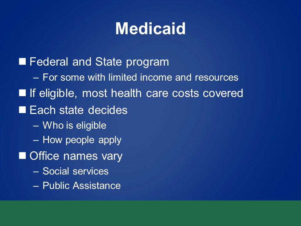the medicaid conflict federal and state Any other applicable federal, state and local standards that apply this may   this conflict of interest policy applies to the county waiver agency and to any  other.