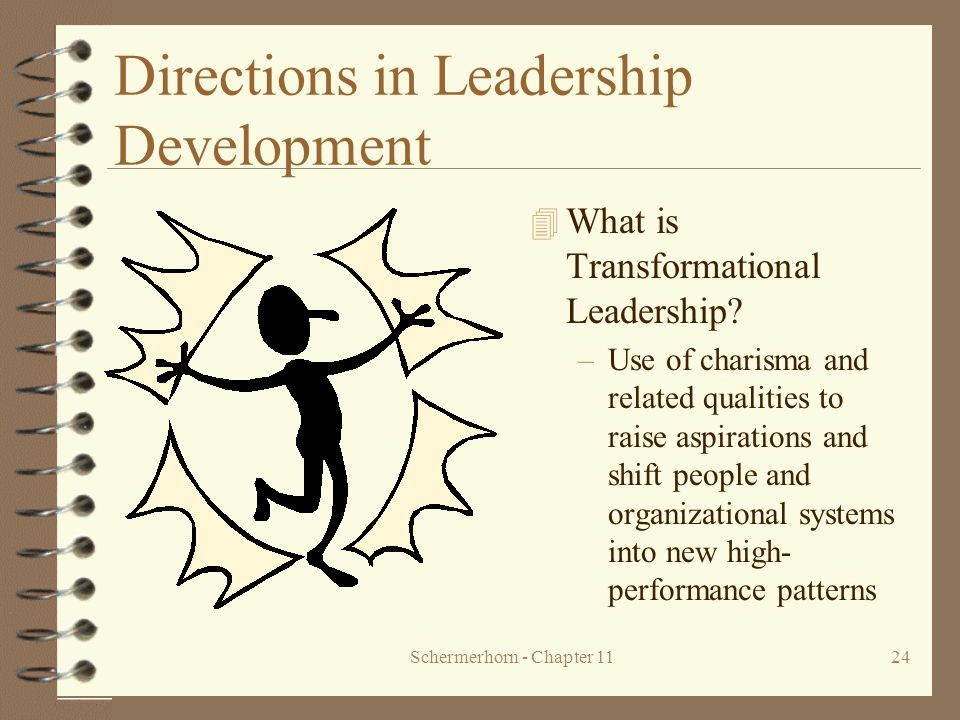 Directions in Leadership Development