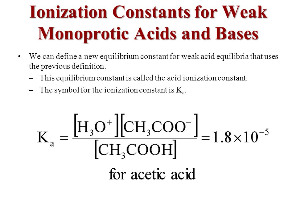 Write an expression for the acid ionization constant for hf