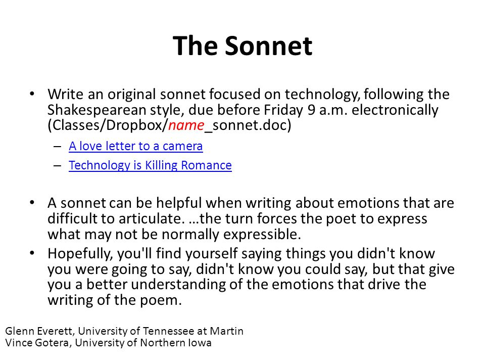 Purpose a sonnet is fundamentally a dialectical construct which 12 the sonnet write spiritdancerdesigns Image collections