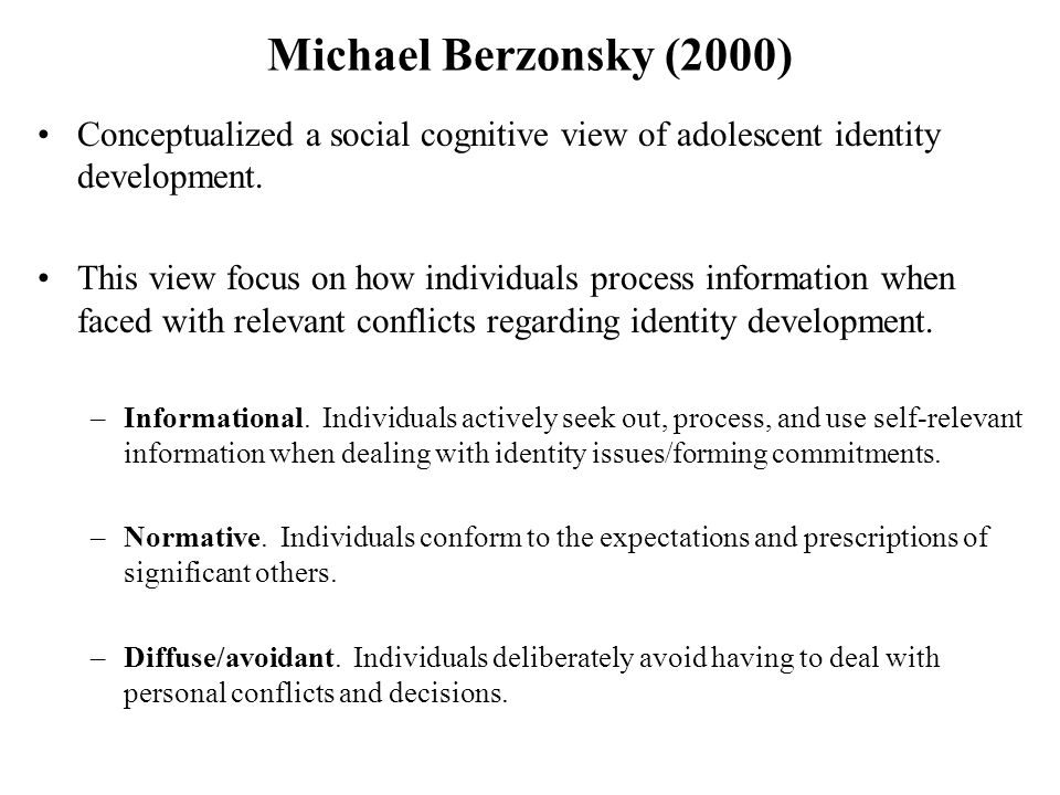 development of social cognition and adolescent Development of social self-efficacy and social cognition in the context of the  parent-  examining social self-efficacy has focused on the outcomes in  adolescent.