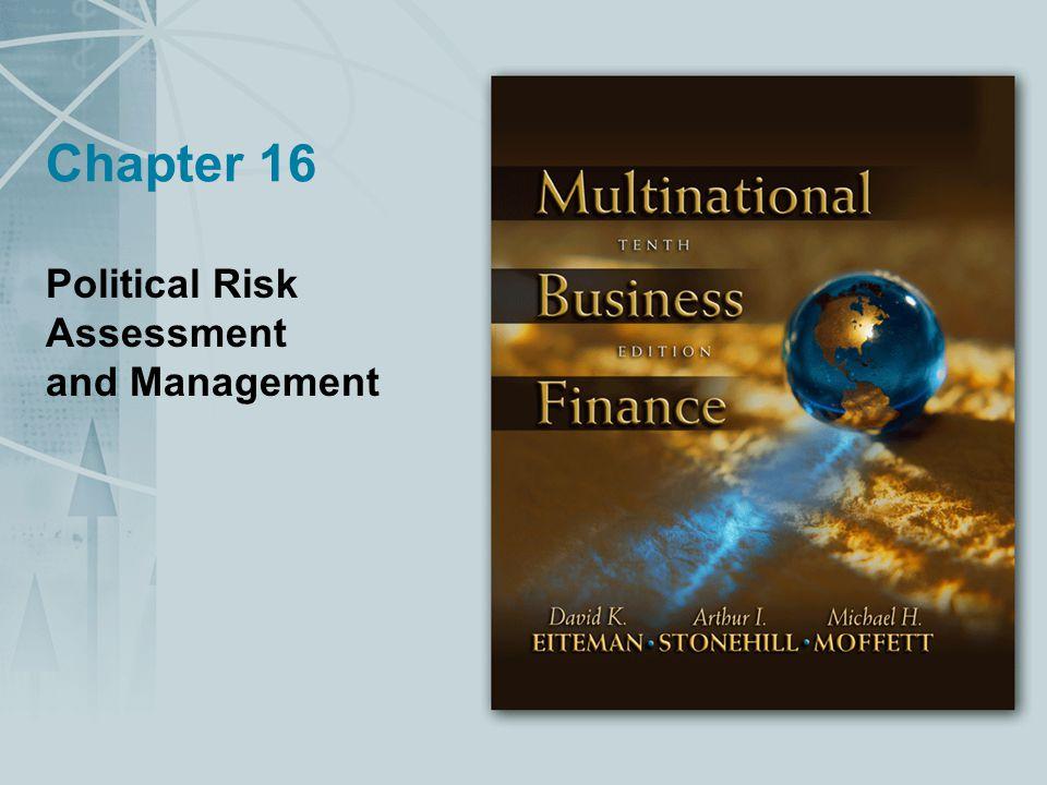 corporate risk management multinational tax management