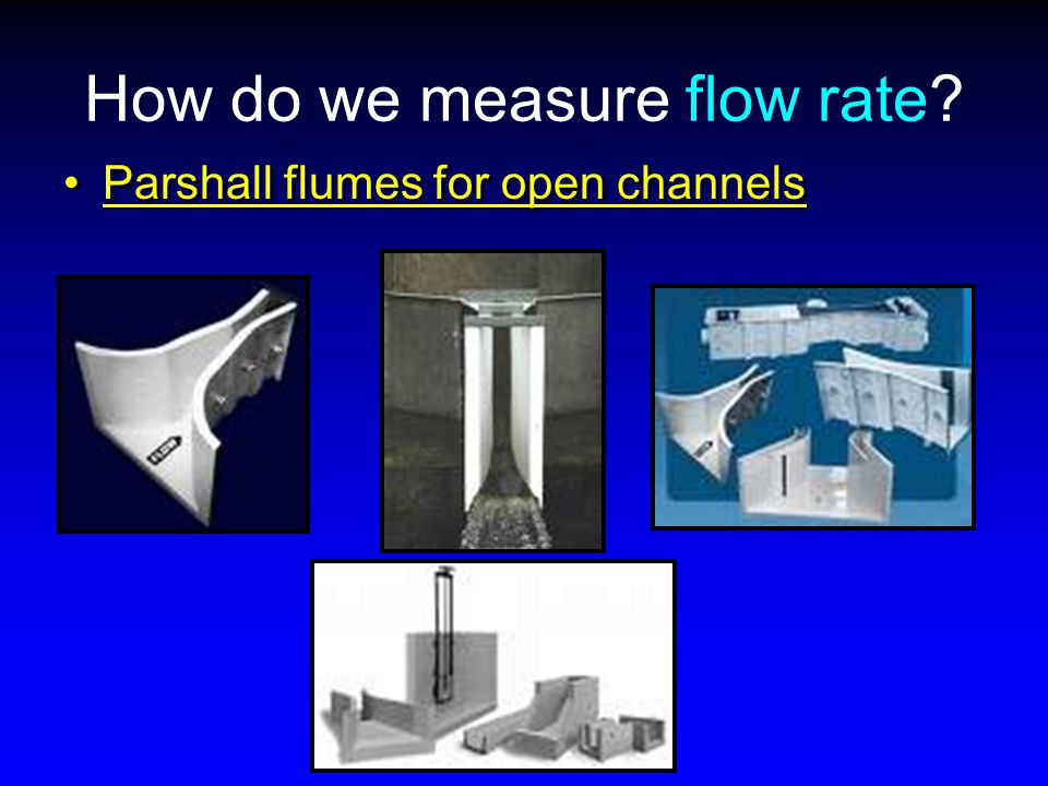 measuring flow rate 2018-02-25 why measure flow in many of today's industrial processes, it is essential to measure accurately the rate of fluid flow within a system as a whole or in part this applies equally to gases and liquids (eg carbon dioxide.