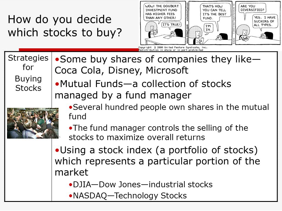 How do you purchase stock options