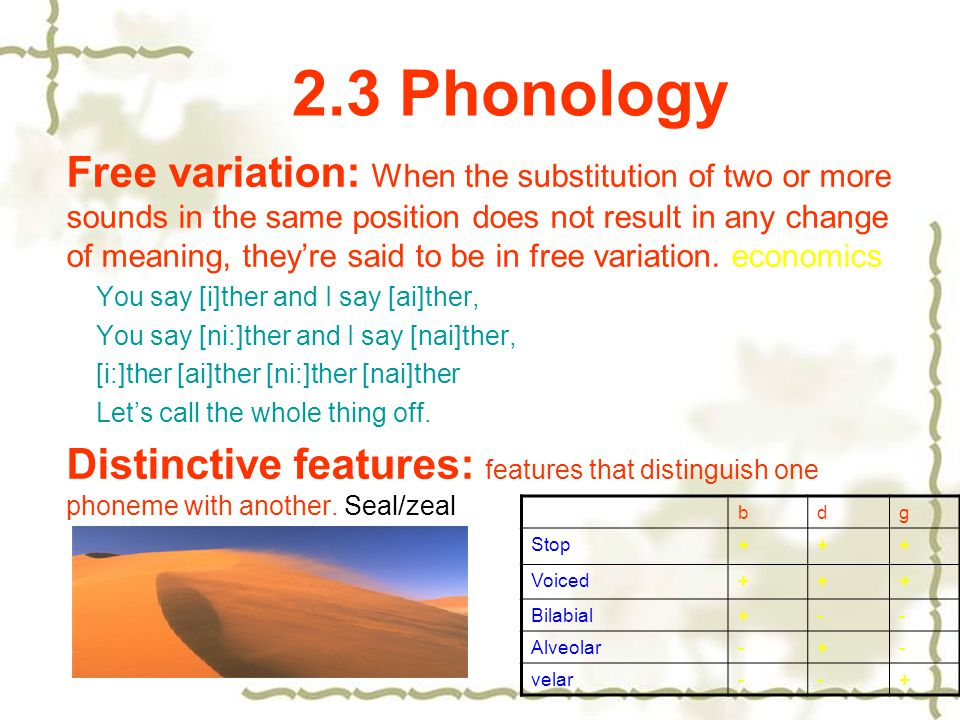 phonetics phonology by anntina fyvonnequehz Differences between phonetics and phonology phonetics, phonology and verbal structure of phonetics & phonology (by anntina fyvonnequehz-open.
