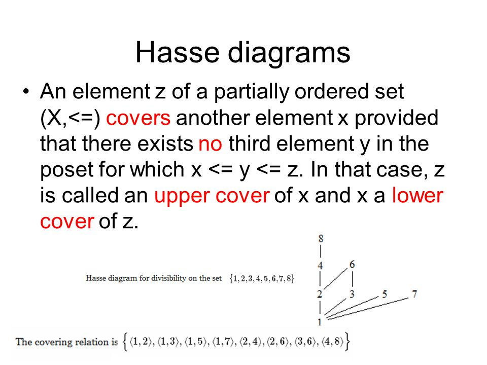 Computing fundamentals 2 lecture 4 lattice theory ppt download 5 hasse ccuart Images