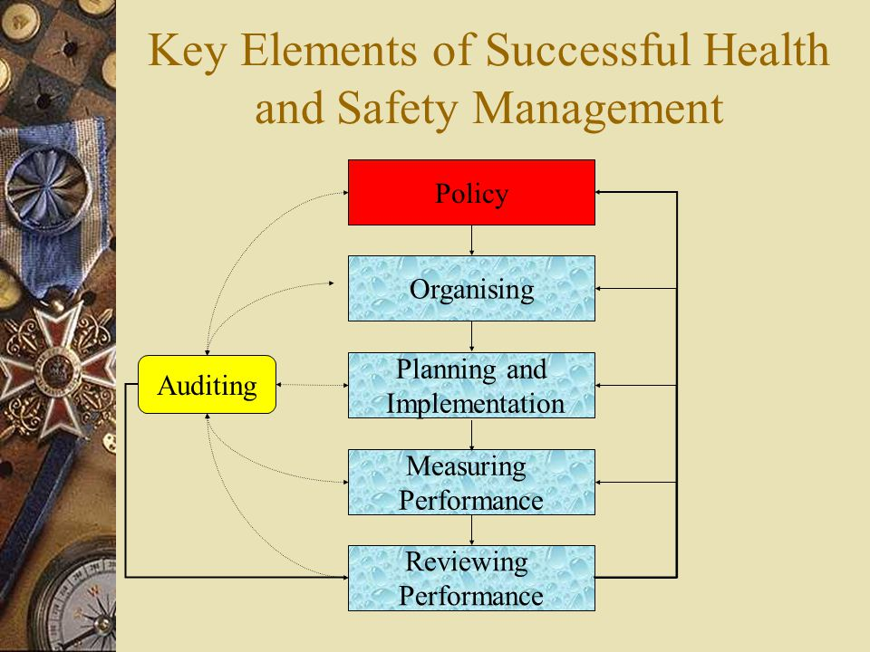 Health And Safety For Senior Managers  Ppt Download