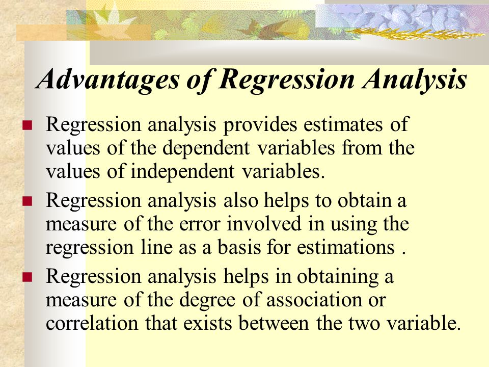 an independent study of the advantages This kind of t-test is used when a study uses repeated measures, or within subjects in this kind of study design one group is exposed to both treatments, whereas for independent groups or.