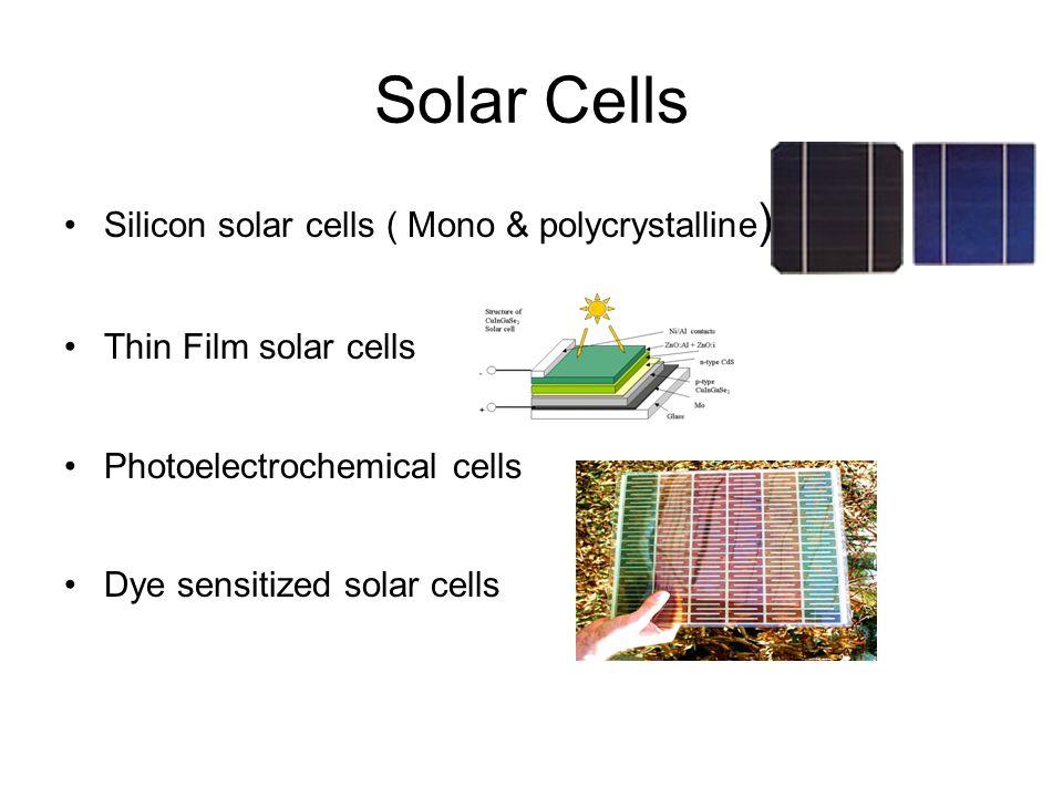 dye photoelectrochemical sensitized thesis Photoelectrochemical cell dye-sensitized solar cells or grätzel cells use dye-adsorbed highly porous nanocrystalline titanium dioxide.