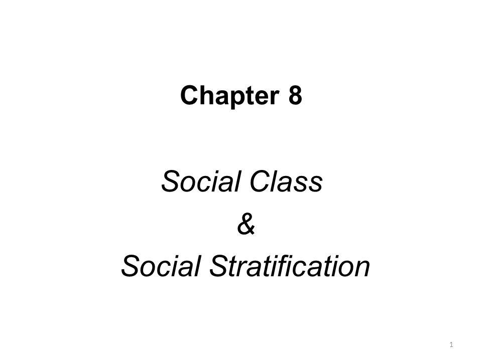 class stratification On the relationship between class structure and social stratification by kazimierz  m słomczyński, krystyna janicka, irina tomescu-dubrow.
