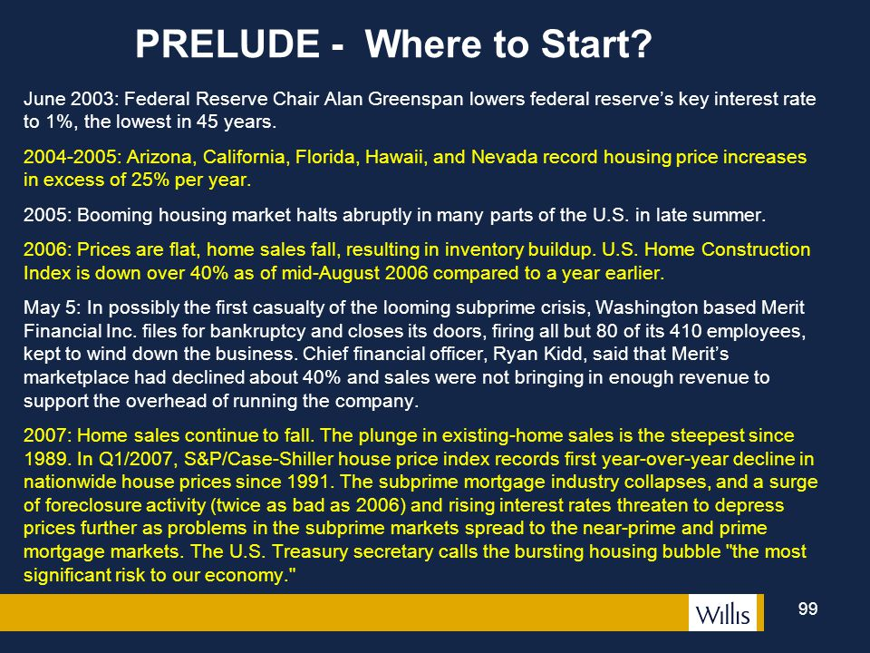 PRELUDE - Where to Start