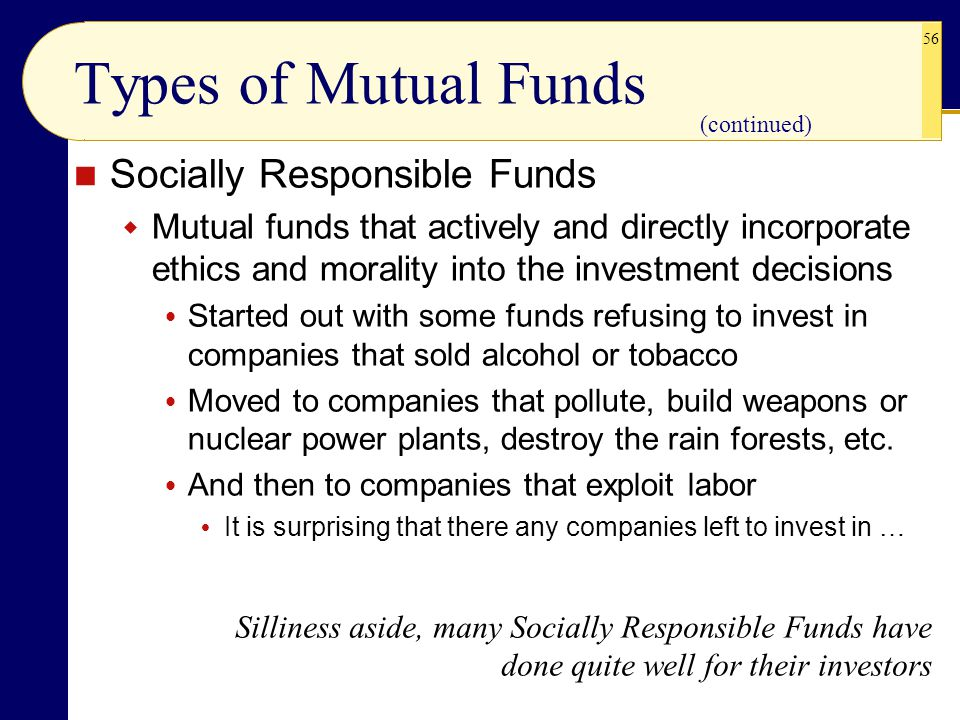 types of investment companies pdf
