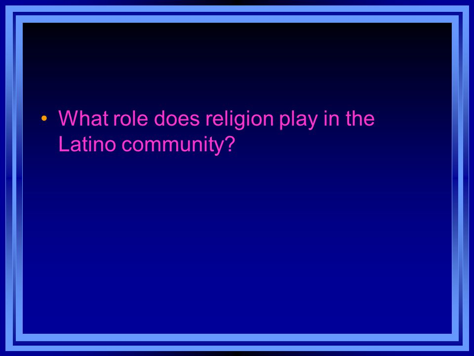 what role should religion play in Religion and its role in human life  hence, true understanding of religion can play an important role in combating superstitions, though it is true that even religion itself, if not understood correctly, may promote superstitions 4 an aid to the progress of science and knowledge.