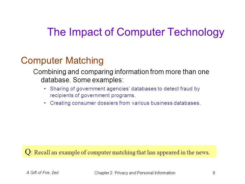 effects of computer in business Technology are still emerging, and consequently the impact on business, the  economy,  computer scientists soon began to develop automated ways to  locate.
