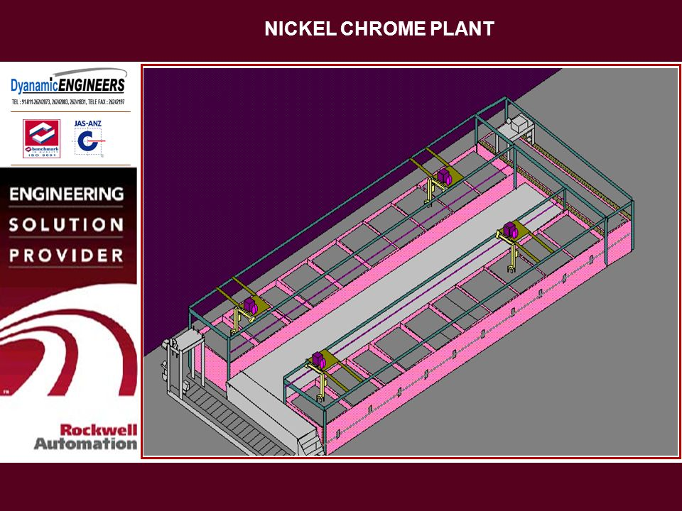 NICKEL CHROME PLANT