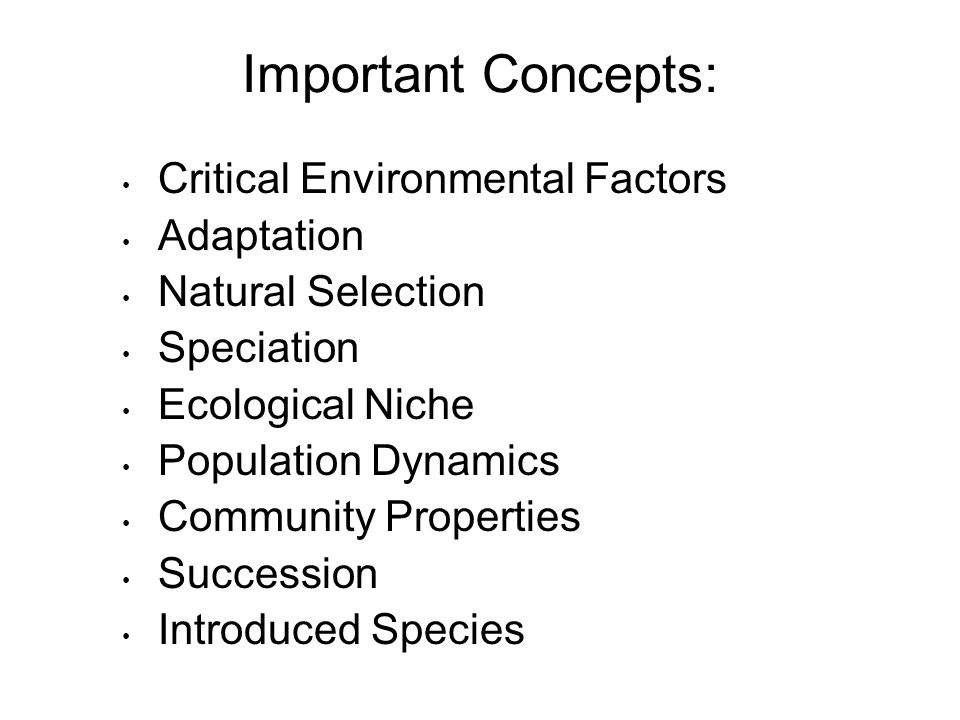 importance of biological aspects in the human species adaptation essay Important domestic species include  unlike every other human species, homo sapiens does not have a true type specimen  most aspects of human physiology are.